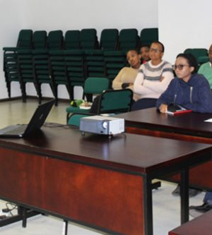 BIUST Student Presentations