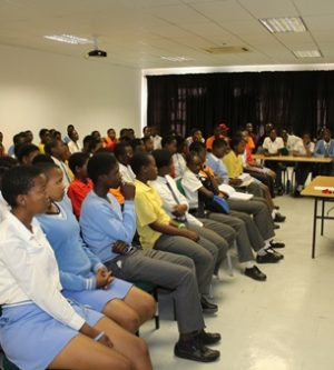 NFTRC Enlightens Students