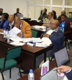 NFTRC Participates on Strategic Plan Cascading Coaching Exercise
