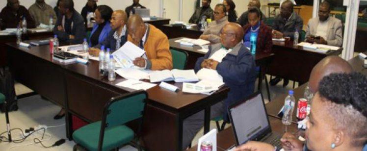 NFTRC Participates on Strategic Plan Cascading Coaching Exercise