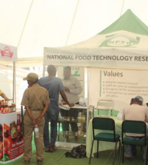 NFTRC at the National Agricultural Show 2018