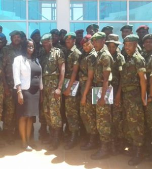 NFTRC hosts another troupe of BDF students