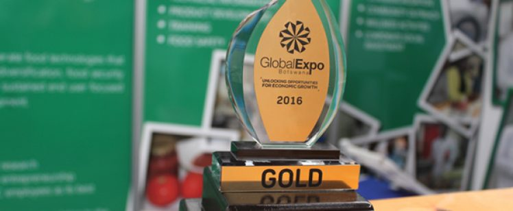 NFTRC wins GOLD at Global Expo