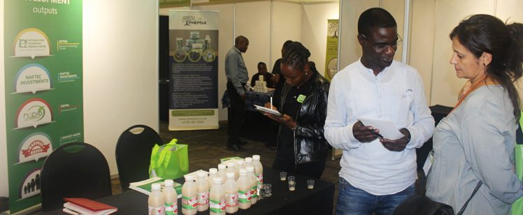 """Synmba Cereal Drink'' shines at NEPAD SANBio Annual Event 2018"