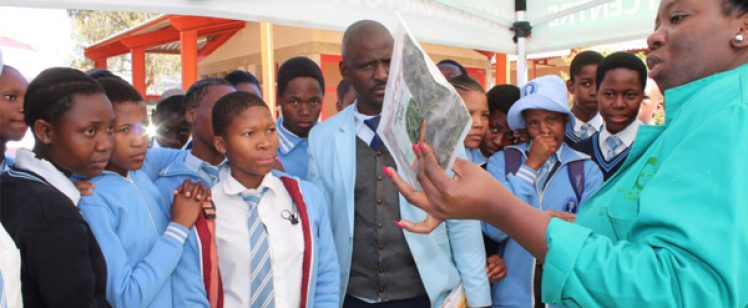 Covering All Thamaga Junior Secondary Schools At A glance