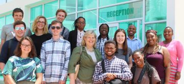 Associated Colleges of the Midwest's NFTRC visit