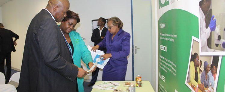 NFTRC Presents at LEA seminar